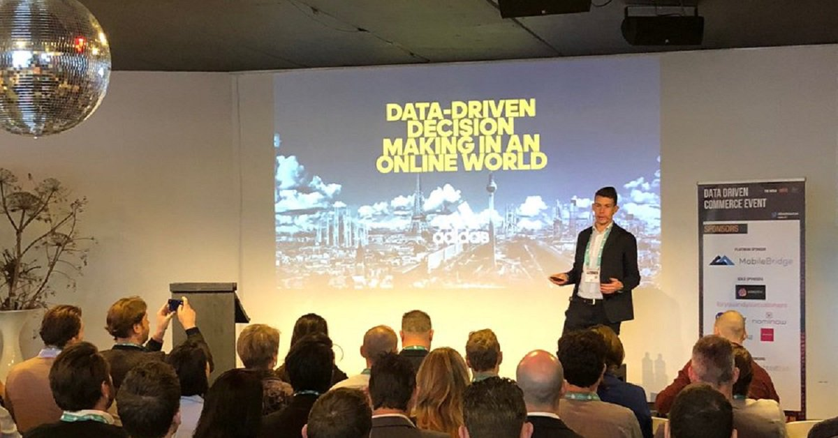 data driven commerce event